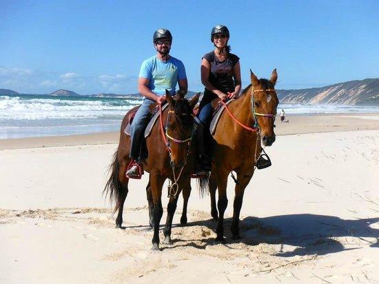 Rainbow Beach Horse Rides: Breathtaking!