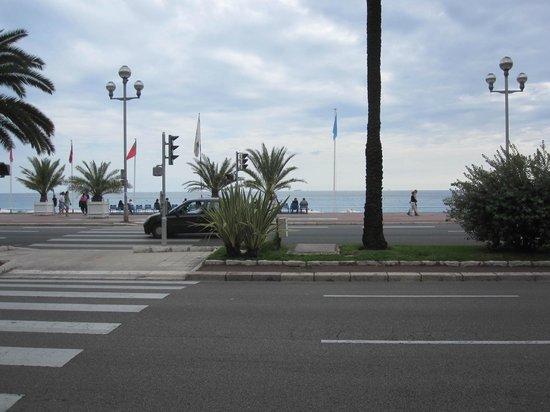 Promenade des Anglais : Набережная