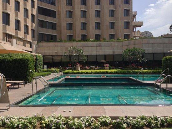 ITC Maurya, New Delhi: Pool view