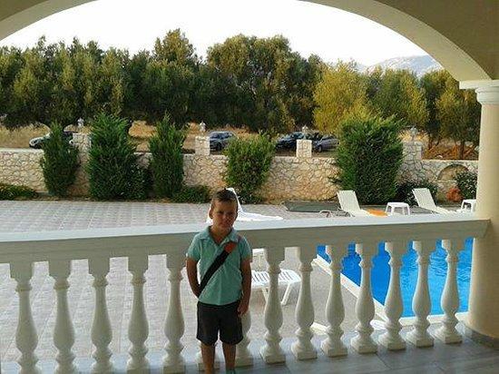 Apollon Palace Hotel Kefalonia: εισοδος και πισινα