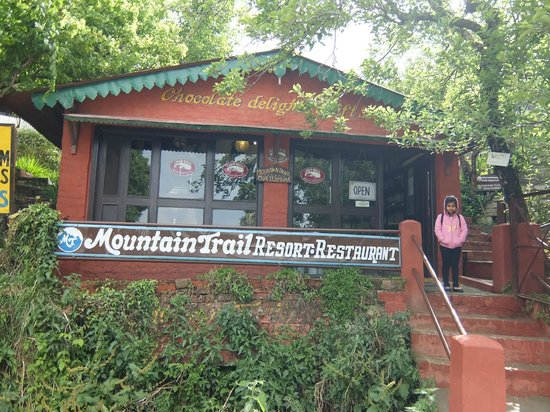 Mountain Trail Resort: Chocolate shop