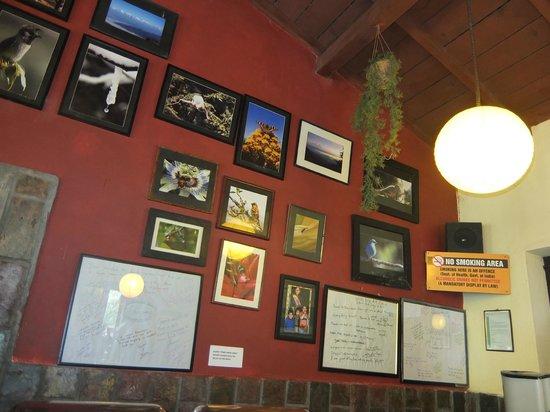 Mountain Trail Resort: Restaurant