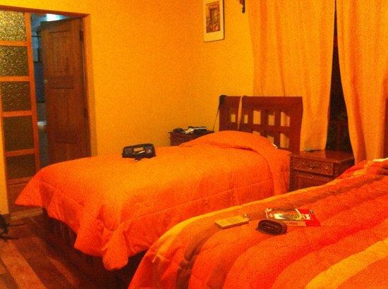 La Hostería de Anita: Habitación