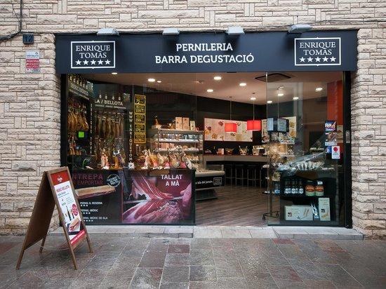 Restaurante enrique tomas en sant cugat del vall s con cocina otras cocinas - Cocinas sant cugat ...