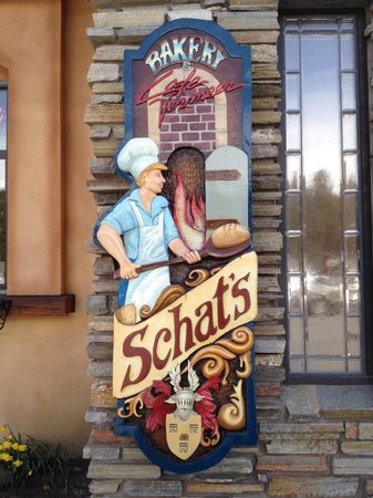Shea Schat's Bakery : Georgena at Schats