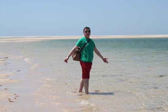 Troia Beach: никого!!!!!
