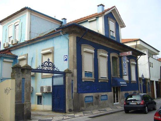 Hotel Senhor de Matosinhos : edificio Señor de Matosiños