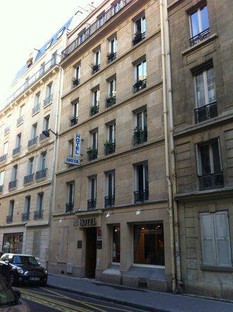 Hotel du Bresil: Vue extérieure de l'hôtel