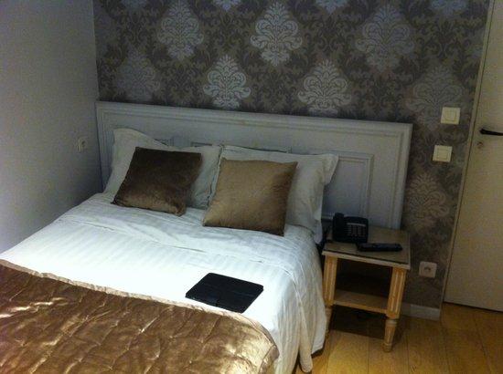 Hotel du Bresil: La chambre