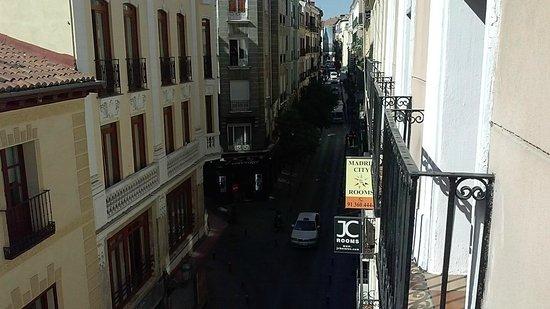Madrid City Rooms: Vista desde la 206