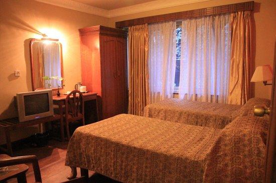 Nirvana Garden Hotel: Cozy room