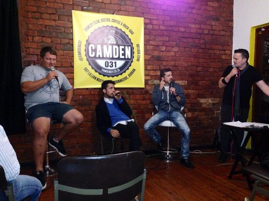 Camden 031: Improv Comedy Night