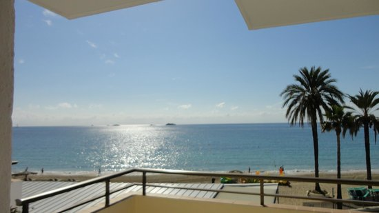 Ibiza Jet Apartments: the view