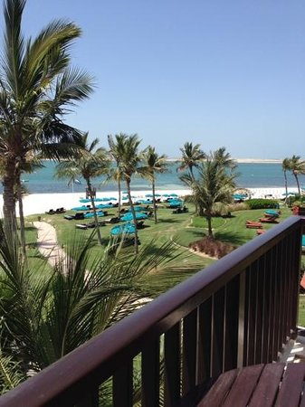 JA Palm Tree Court: our view