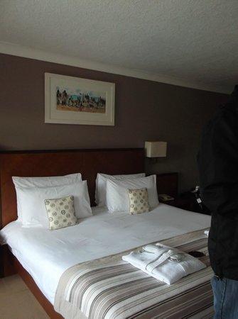 Hotel La Place: Light airy room