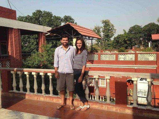 Welcome Heritage Ranjit's SVAASA: Terrace
