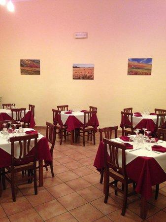 Rivarone, Włochy: Sala