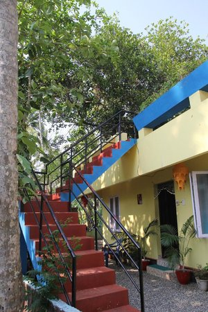 The Cliff Lounge Guesthouse : Cliff Lounge Guesthouse Varkala