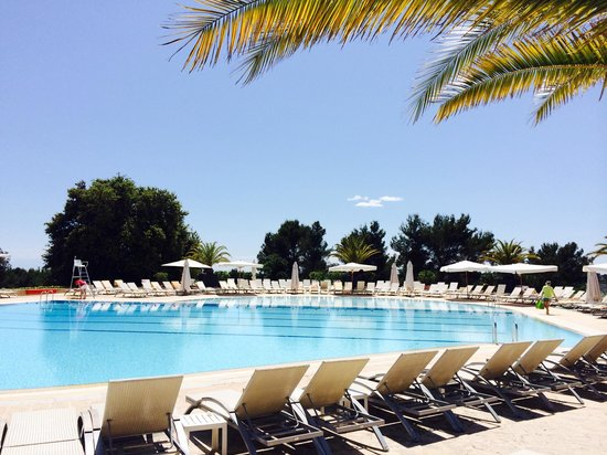 Club Med Opio Provence : Piscine