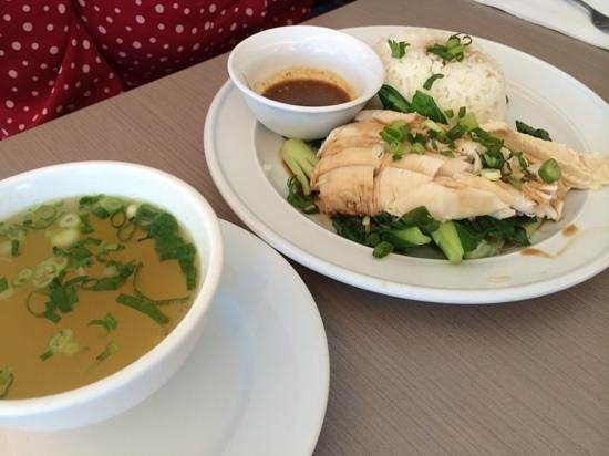 Asian Noodle House: Hainam Chicken