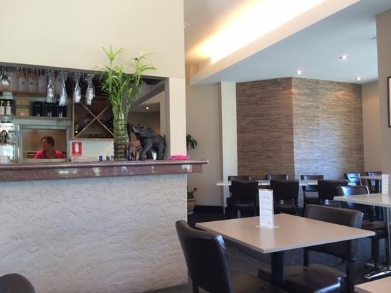 Asian Noodle House: decor