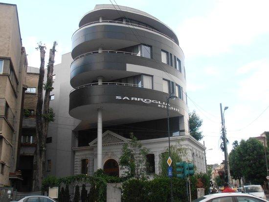 Sarroglia Hotel: Hotel Outside