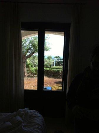 Borgobianco Resort & Spa Mgallery By Sofitel: Fuori dalla finestra