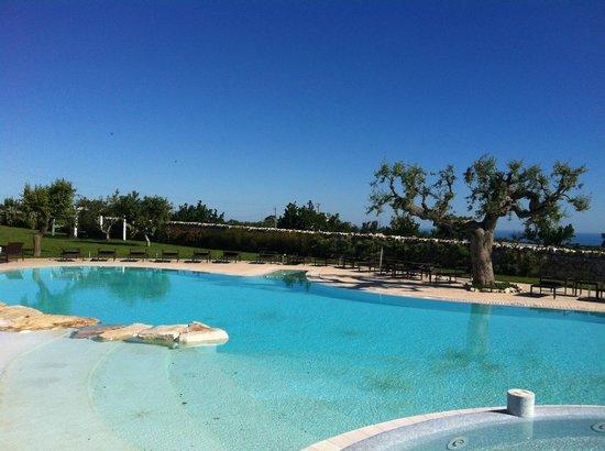 Borgobianco Resort & Spa Mgallery By Sofitel: La piscina