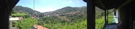Ambelikos AgroHotel: View from room