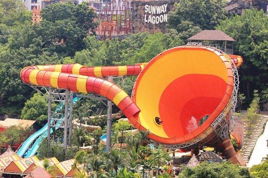 Sunway Lagoon: Vuvuzela
