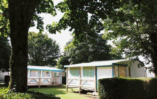 Camping Saint Grégoire : Nos Mobil-homes