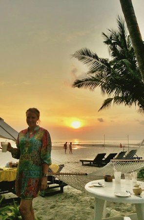 Centara Koh Chang Tropicana Resort: Sunset