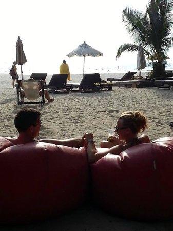 Centara Koh Chang Tropicana Resort: Cocktail bar