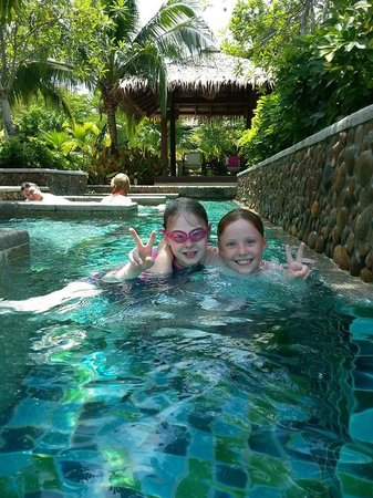 Centara Koh Chang Tropicana Resort : Splash pool
