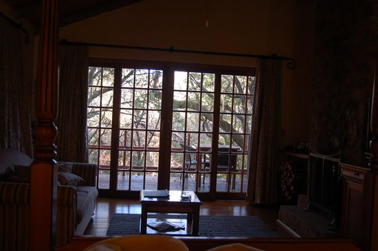 Whispering Pines Country Estate : View from our bed