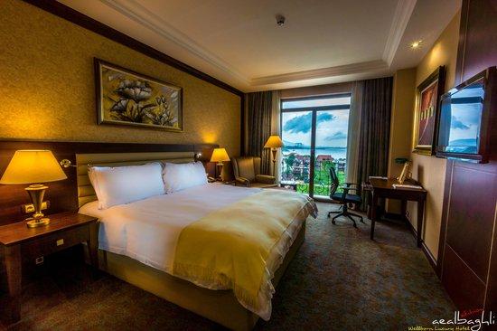 Wellborn Luxury Hotel: My Sea View Room ( 308 )