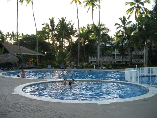 Vista Sol Punta Cana: une des piscines