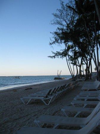 Vista Sol Punta Cana: plage au matin