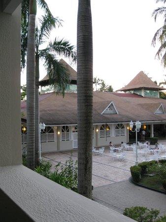 Vista Sol Punta Cana: Vu de l'accueil bar