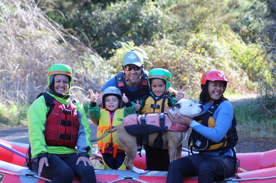 Rafting New Zealand: The end