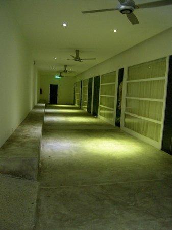 The Villa Langkawi: hallway
