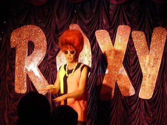 Blackpool Bar : Roxy on Stage