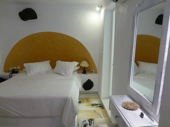 Santorini Princess: Bedroom