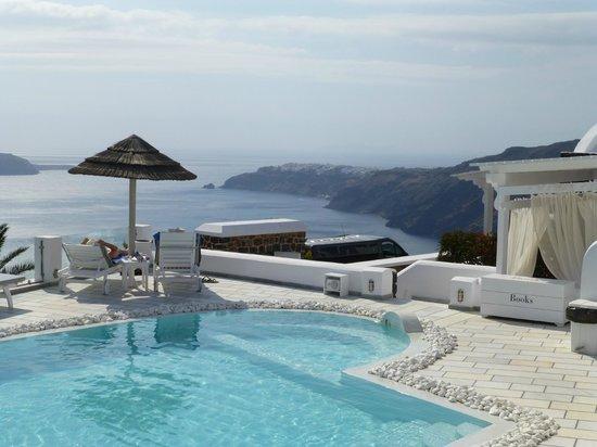 Santorini Princess: Pool