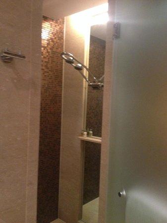 Grand Millennium Beijing: shower