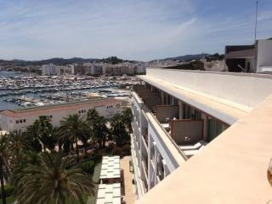 Aguas de Ibiza: From the roof terrace to the marina