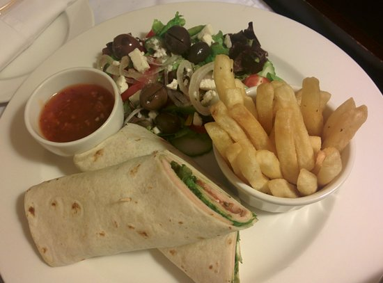 Southern Sun Pretoria: Turkey Wrap