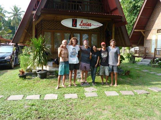 Lovina Krui Surf: Lovina