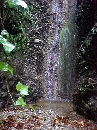 "Le Mas de Beauplan : La cascade du vallon ""obscur"""