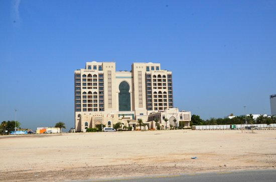 Ajman Saray, A Luxury Collection Resort: View from the Creek